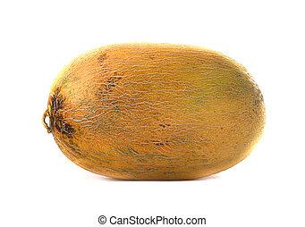 dorado, melón cantalupo, maduro