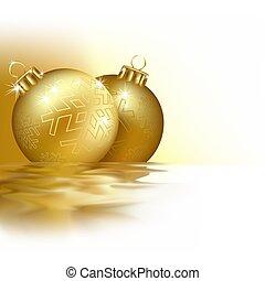 dorado, navidad