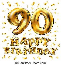 Dorado Oro Glitters Años 92th Noventa Diseño Su