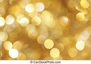 dorato, luce, fondo