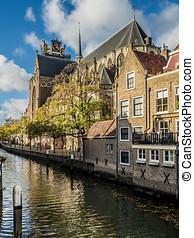 Dordrecht Great Church - The Grote Kerk in Dordrecht is...