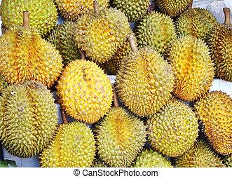 Dorian fruits