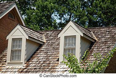 casa frontone dormers residenziale casa frontone