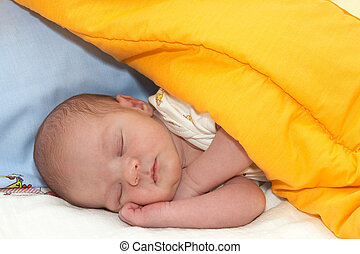 dormir, nouveau né