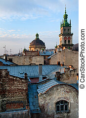 Dormition Church in Lviv