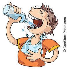 dorstig