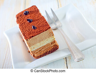 dort, čokoláda