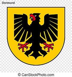 dortmund, emblema