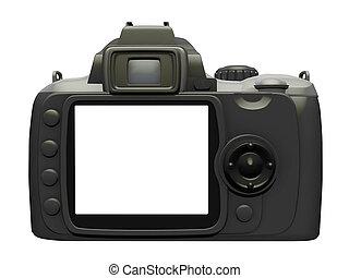 dos appareil-photo, numérique