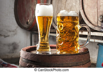 dos, cervezas