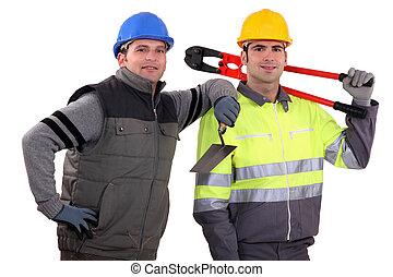 dos, handyman.