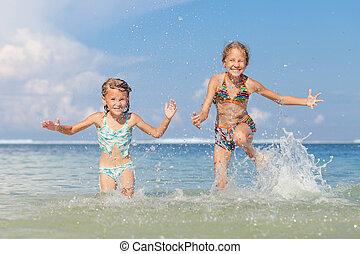 Dos corriente tiempo hermanas playa d a fotograf a de - El tiempo dos hermanas aemet ...