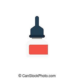 dose flat icon