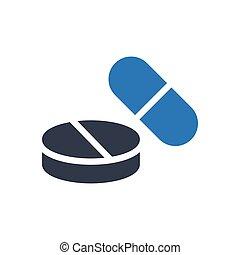 dose glyph color icon
