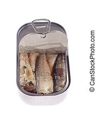 dose sardinen