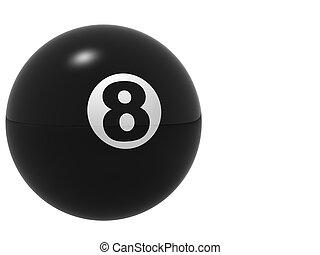 doskonały, 8 piłka