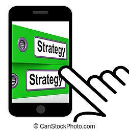 dossiers, business, stratégique, proces, planification,...