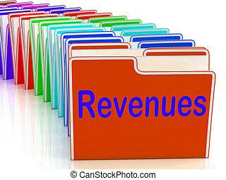 dossziék, ügy, fizetés, jövedelem, állami jövedelem, szándékozik