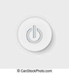 dostarczcie energii elektrycznej guzik