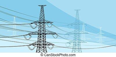 dostarczcie energii elektrycznej kwestię