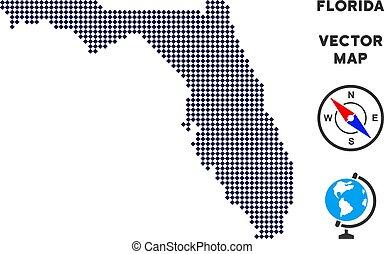 Dot Florida Map