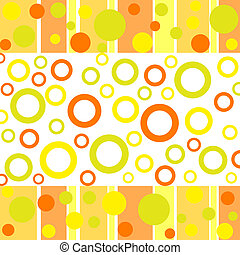 Dots and circles - Funky dots and circles