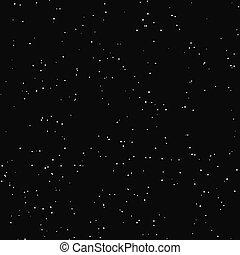 Dots and circles random pattern. Scattered specks, fleckkles. Pointillist, pointillism abstract design backgrond ? Stock illustration, Clip art graphics