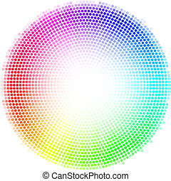 Dots digital form