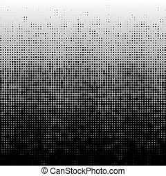 halftone pattern - Dots halftone pattern with gradient...