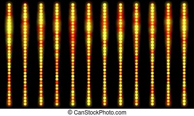 dots made up of line,abstract light background