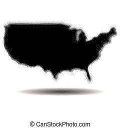 United States illustration