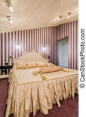 Double cozy bed