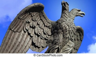 double eagle guard - double eagle Russian coat of arms...