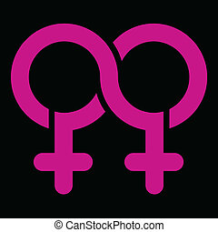 Double female Limitless symbol
