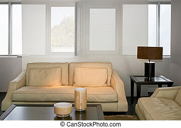 Double sitter - Soft and comfortable sofa in living room