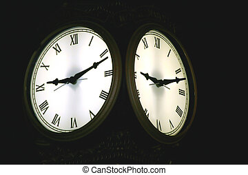 Double Time In White - Double Time With a White Face, Some...