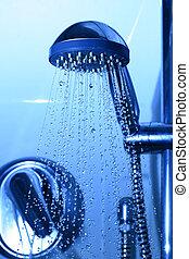 douche, frais