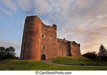 Doune Castle, Stirling, Scotland