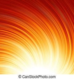 dourado, abstratos, eps, torção, flow., 8, brilho