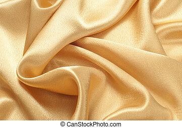 dourado, baunilha, antigas, chiffon, sólido, trigo, renda, amêndoa, ouro, cor, loura, papoula, pula, limão, cornsilk, seda, flavescent, fundo, textura