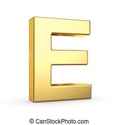 dourado, branca, letra