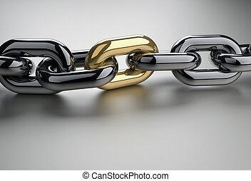dourado, link