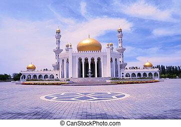 dourado, mesquita