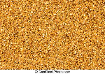 dourado, ou, convidar, ouro, brilho, natal, elegante, aniversário, fundo, confetti, partido, glitzy, brilhar, texture., feliz