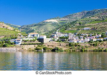 douro, vallée, portugal