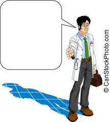 doutor amigável