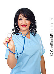 doutor amigável, femininas