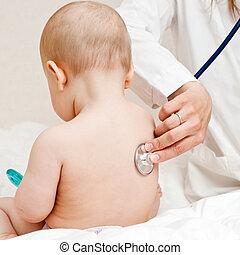 doutor, exame