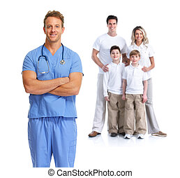 doutor., família