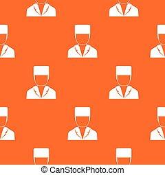 doutor médico, padrão, seamless